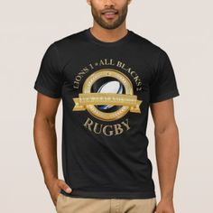 #All Blacks Test Series Win -  Rugby T-Shirt - #giftsforhim #gift #him