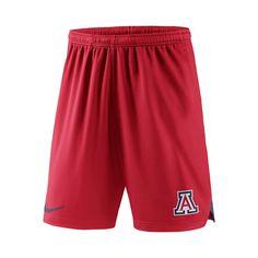Men's Nike Arizona Wildcats Football Dri-FIT Shorts, Size: Medium, Red