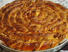 Turkish Kitchen, Turkish Recipes, Lunches And Dinners, Pain, Cake Cookies, Apple Pie, Food To Make, Cake Recipes, Bakery