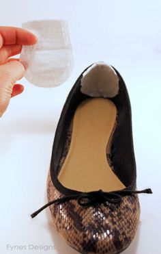 Best Quick Fix for shoes that give you blisters. This trick will come in handy!