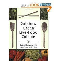 My newest raw food cookbook.