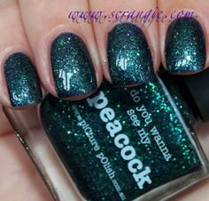 Picture Polish- Peacock