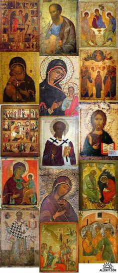 Православные иконы (часть 1)