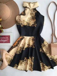 Vestido Salua - Estação Store