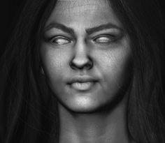 ArtStation - Ciri - my own version , Izabela Zelmańska