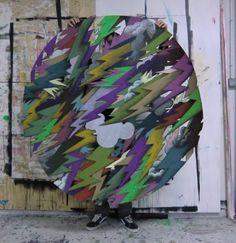 Julien Colombier: inspirational thunder patterns