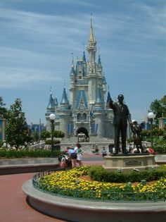 Walt Disney World, my favorite place