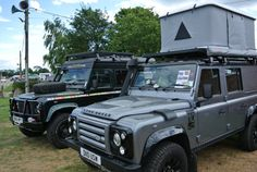 HARD TOP TENTS - Tuff-Trek ® Roof-Tents, 4x4 Accessories & Expedition Gear Top Tents, Roof Top Tent, 4x4 Accessories, Landrover Defender, Land Rovers, Trek, Shell, Pickup Trucks, Conch