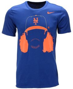 8c27b15323991 Nike Men s Jacob deGrom New York Mets Hairitage Player T-Shirt   Reviews - Sports  Fan Shop By Lids - Men - Macy s
