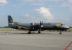 West Air Europe Cargo BAe ATP freighter LX-WAL