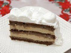 Najbolji domaći recepti za pite, kolače, torte na Balkanu Old Fashioned Nut Roll Recipe, Rodjendanske Torte, Torte Recepti, Vanilla Cake, Tiramisu, Rolls, Ethnic Recipes, Desserts, Food