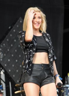 Ellie Goulding in River Island. | 21 Celebs Who Actually Rocked Affordable Labels In 2014