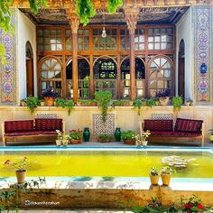 #Old #Historical #House #Shiraz #Iran @ehsanehtesham