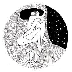 Il cerchio della vita nelle illustrazioni di Carolina Zuniga | PICAME