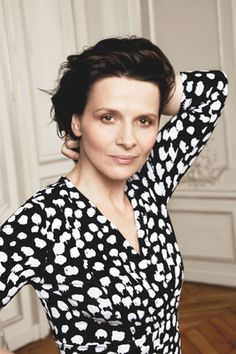 Juliette Binoche on her special skincare formula and where she keeps her Oscar - Vogue Australia