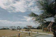 Micro wedding em manhã leve e ensolarada no Estaleiro Guest House – Priscila Beach, Water, House, Outdoor, Wedding On The Beach, Dreams, Gripe Water, Outdoors, The Beach