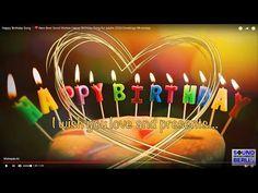 Happy Birthday Song NEW Best Good Wishes Happy Birthday Song for adults 2018 Jitesh Jadwani Birthday Wishes Songs, Happy Birthday Video, Happy Birthday Images, Birthday Gifs, Happpy Birthday, Celebration Images, Birthday Quotes For Daughter, Happy Song, Manila
