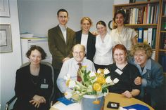 Colleagues at UCL-ICN The Developmental Disorders Group ca 1998