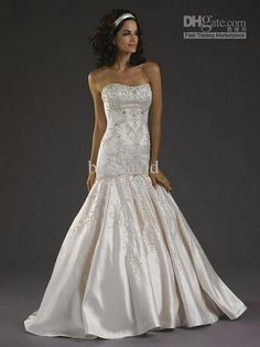 Lace Spanish Designer Wedding Dresses 2014 | Designer Bridesmaid ...