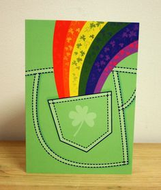 Fun St. Patrick's day card.  Paddy's day. on Etsy, $4.24