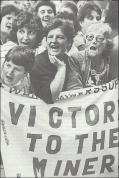 "UK Indymedia - ""We are women, we are strong"" - Miners Strike 20th Anniversary Events"