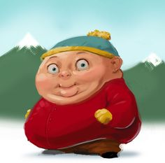 "Eric Cartman from ""South Park."" Hilarious."