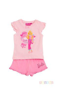 Pyjama Fille Barbie Girl ! http://www.toluki.com/prod.php?id=372  #Toluki #enfant