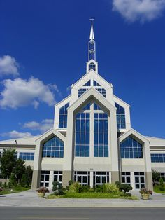 North Cleveland Church of God, Cleveland, TN next to Lee University. Such a beautiful church. Had a great time here at camp meeting 2012!!!