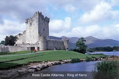DAY 5 Ring of Kerry-- The Ring of Kerry (or Iveragh Peninsula to give it its correct name) is a tourist trail and part of the mystical & unspoilt region of Ireland that has attracted visitors for hundreds of years.
