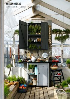 outdoor - Fall Transition Ideas From A Swedish Kitchen