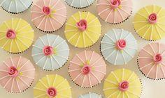 Bryllupscupcakes