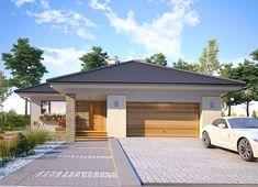 Projekt domu Bianka 114,50 m² - koszt budowy - EXTRADOM