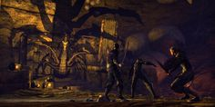 The Elder Scrolls Online: Tamriel Unlimited | PS4 Games | PlayStation