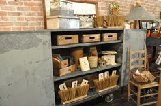 Industrial Home Decor
