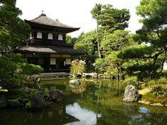 Ginkakuji Temple  Kyoto  Kansai  Japan