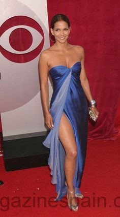 Halle Berry Style, Halle Berry Hot, Helle Berry, Actrices Sexy, Red Carpet Dresses, Celebs, Celebrities, Beautiful Black Women, Beautiful Actresses