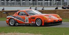 Panoz Le Mans Race Car