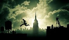 NYC. Air Guitar // by Dylan Kitchener