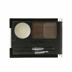 NYX Eyebrow Cake Powder, Taupe/Ash