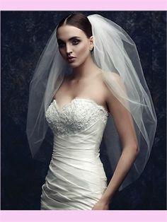 not big on veils. i'll take the dress.