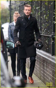 David Beckham: H Official Spring/Summer 2013 Ad - First Look!