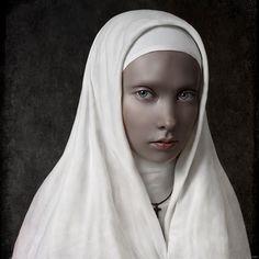 Nurse   by  Oleg  Dou