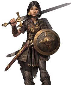 20 Images of Women in Practical Armor