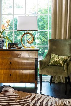 Elements of Style Blog | Designer Feature: Lisa Hilderbrand's Charleston Project | http://www.elementsofstyleblog.com