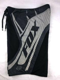 b20f0849bf Fox Racing Men's Board Shorts Swim Trunks Shorts Size 32 | eBay Fox Man, Fox
