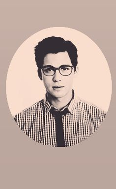 Logan Lerman...I used to love him! He's so grown up and handsome now. Now it's not creepy for me to love him!