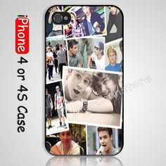 One Direction iPhone 4 or 4S Case Cover