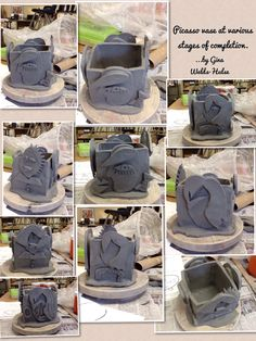 Picasso vases lesson plan part 1 by Gina Hulse
