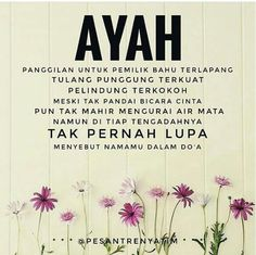 New Quotes Indonesia Rindu Ayah Ideas Quotes Rindu, Life Quotes Pictures, Funny Mom Quotes, Photo Quotes, People Quotes, Best Quotes, Muslim Quotes, Islamic Quotes, Islamic Dua