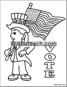 Thanksgiving and fall themed math centers and activities for Free election day coloring pages